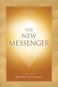 The New Messenger book by Marshall Vian Summers